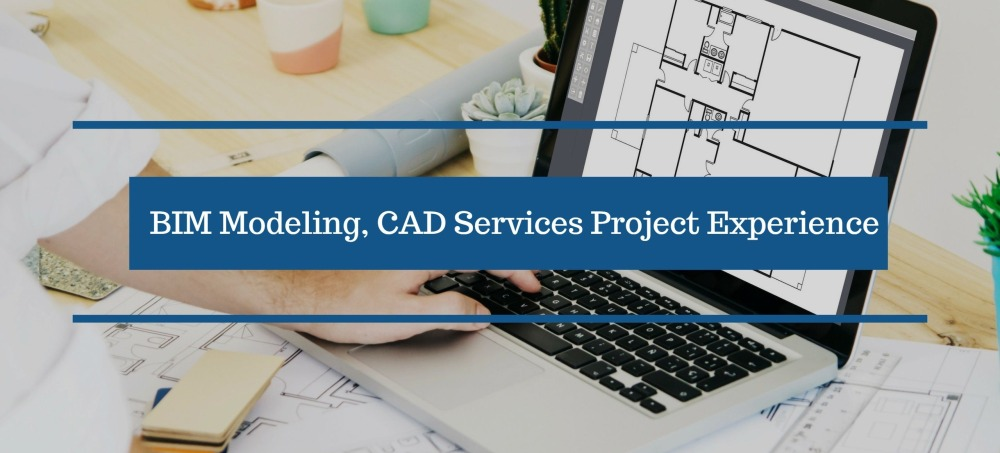BIM Modeling CAD Services Project Experience