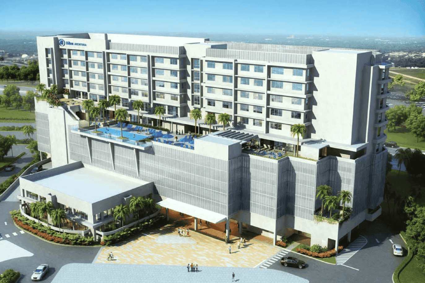 Luxury Hotel Project in Aventura, FL, United States of America